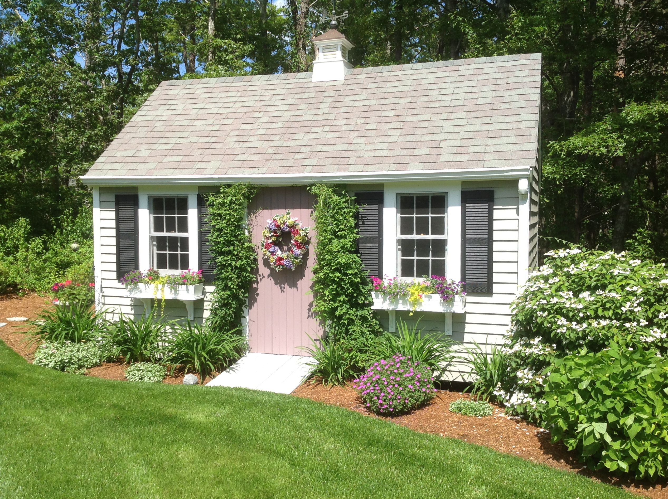 Pine Harbor Creates High Quality Sheds And Shed Kits, New