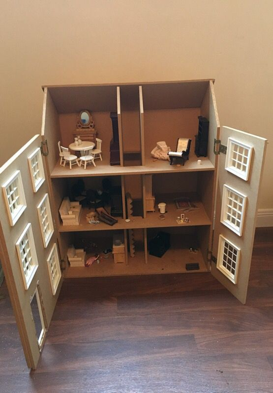 Dollhouse Furniture Included Arts Crafts In Manteca Ca Offerup Dollhouse Furniture Craft Sale Arts And Crafts