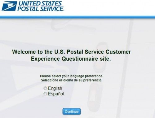 Usps Customer Feedback Survey Surveys Customer Feedback Customer Survey