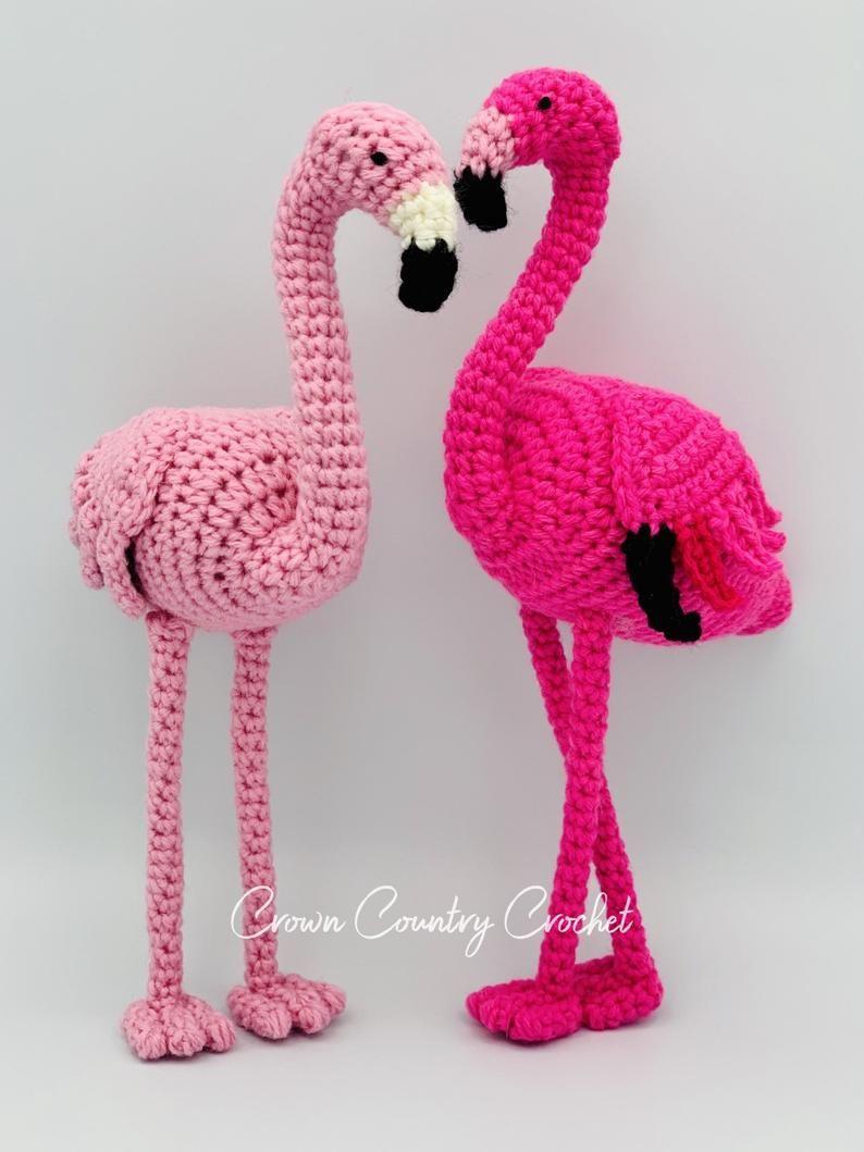 Crochet Bird Patterns Easy DIY Video | The WHOot | 1059x794