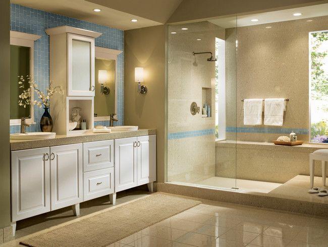 Bathroom, Light U0026 Timeless, Photo 52   KraftMaid Photo Gallery
