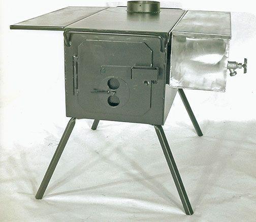 four dog stove