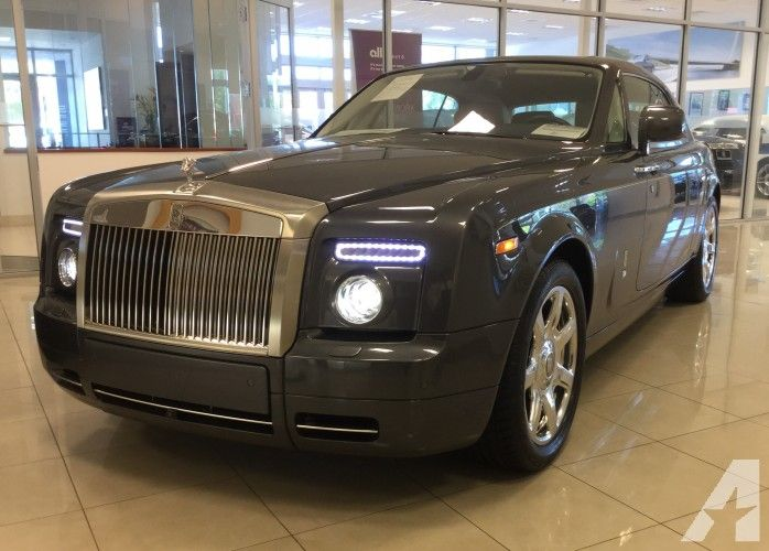 2012 Rolls-Royce Phantom Coupe Just 1,600 Miles! Export Ready for Sale in Portland, Oregon Classified | AmericanListed.com