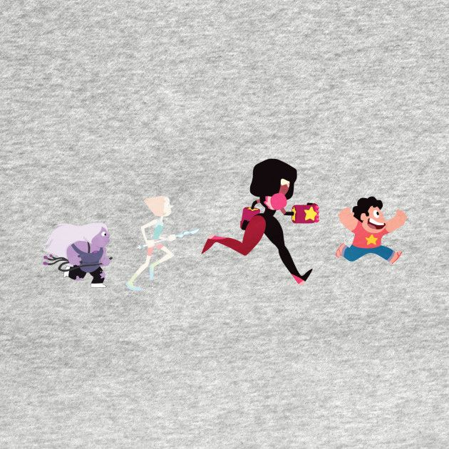 Awesome 'We+Are+The+Crystal+Gems' design on TeePublic!