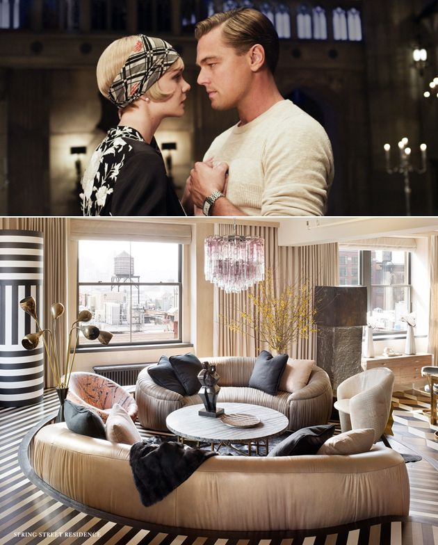 How To Create A Room Inspired By Great Gatsby And The