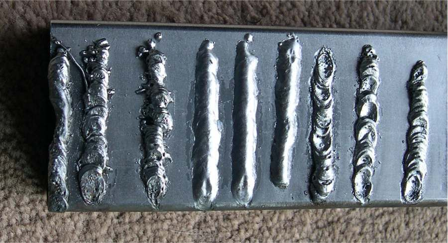 mig welding bead examples - Google Search | Welding Images for ...