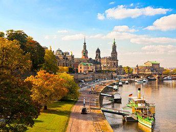 Dresden Städtereise - Maritim Hotel Dresden