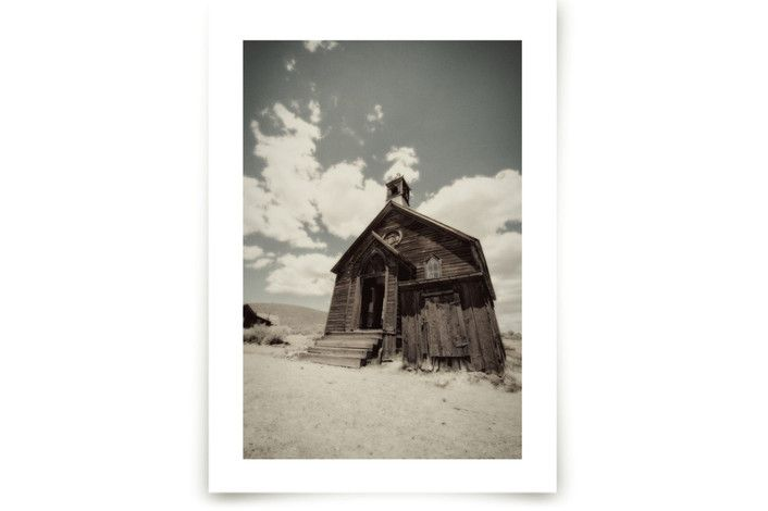 Buildings of Bodie, CA :: I by Kellie Medivitz at minted.com
