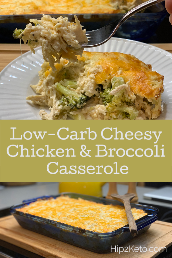 Keto Chicken, Broccoli And Cheese Casserole  Recipe In -5239