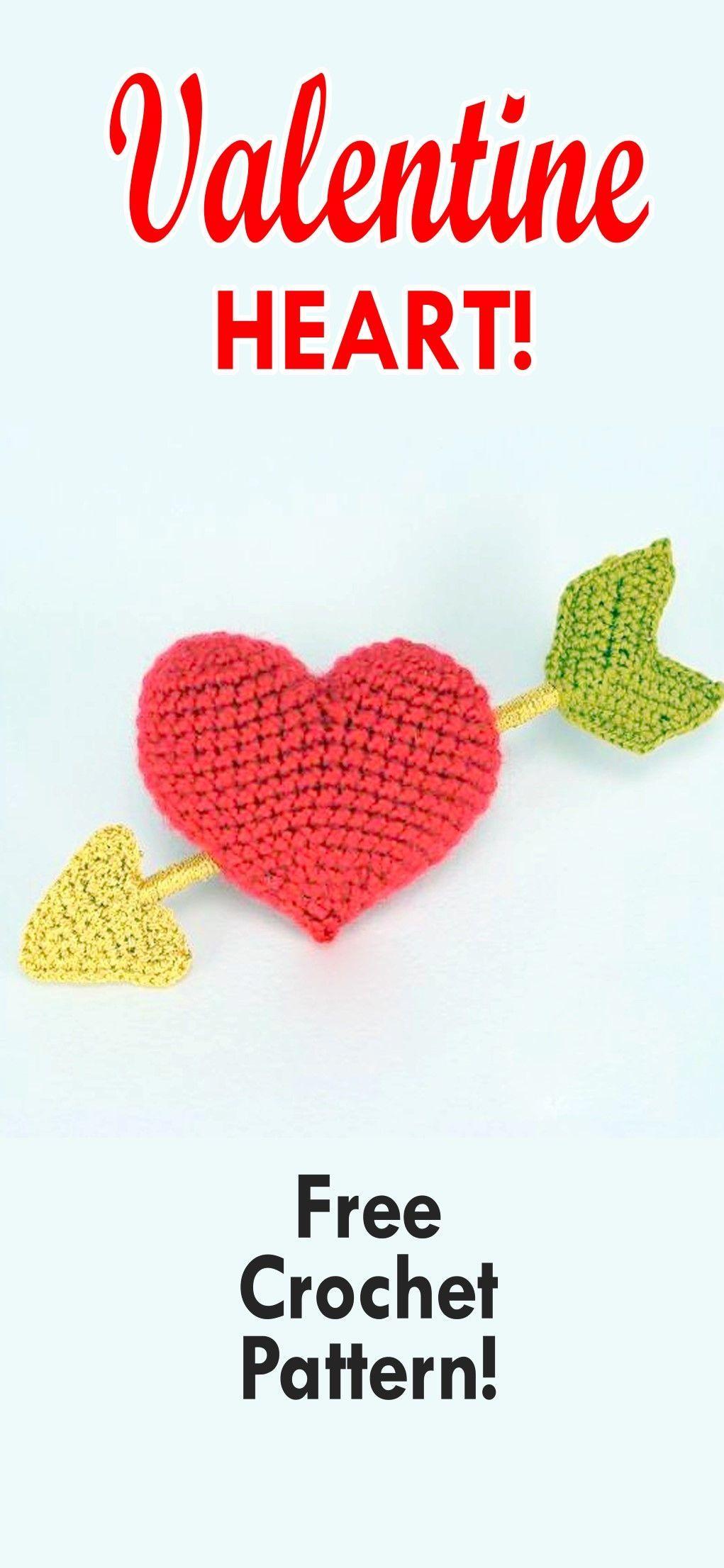 Valentine Hearts Amigurumi Karik Tarif Ler Pinterest