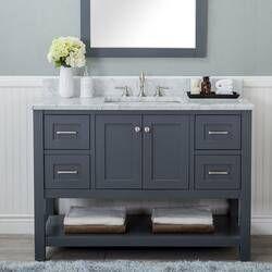 Photo of Caldwell 60″ Double Bathroom Vanity Set