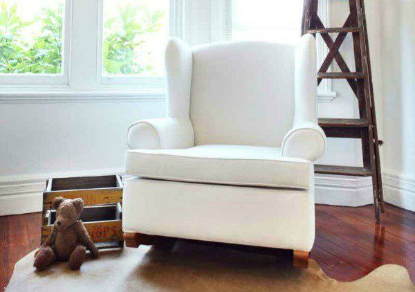 Stunning Rocking Chairs For The Nursery From Hobbe