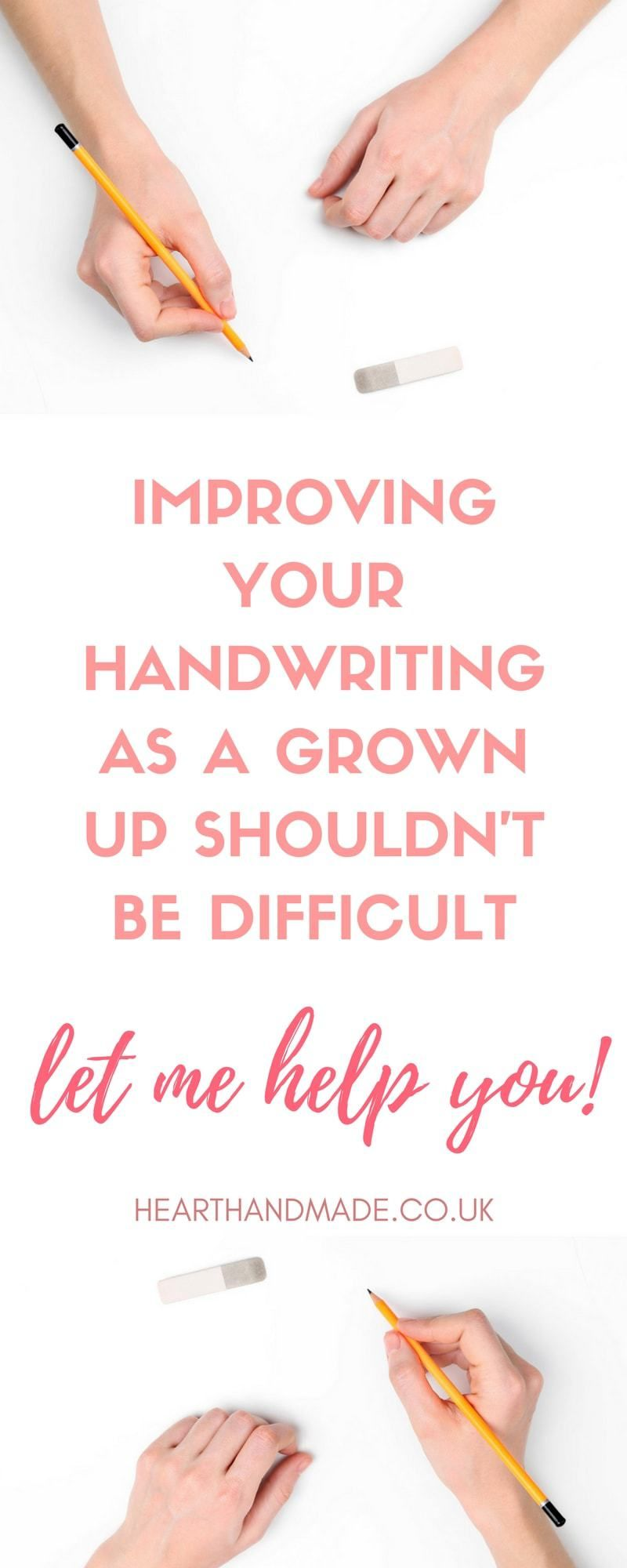 handwriting practice sheets for adults