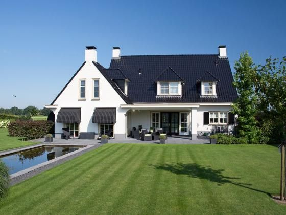 Landelije villa © Building Design Architectuur