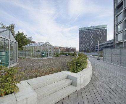 urban green housing
