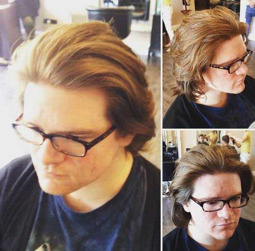 Men S Medium Hairstyles Are Becoming More And Por Nowadays Even Those Who Used To Short Haircuts Finally Begin Realize That