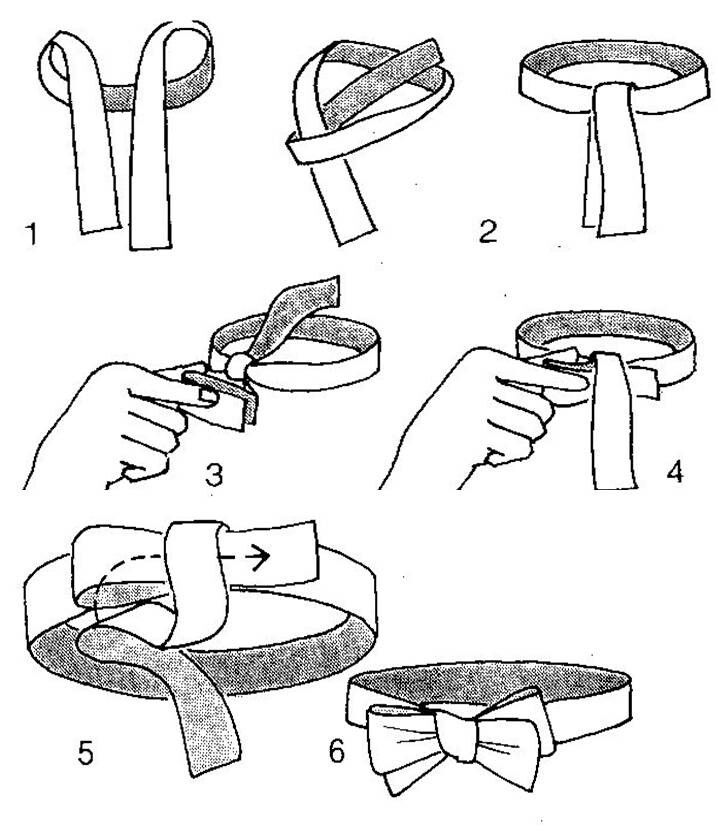 How knot the bow tie