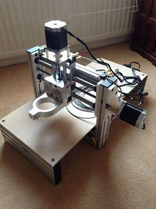 Photo of Meine erste CNC-Maschine – Meine erste CNC-Maschine –