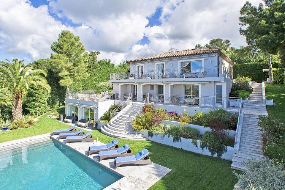 Вилла во франции черногория недвижимость цены