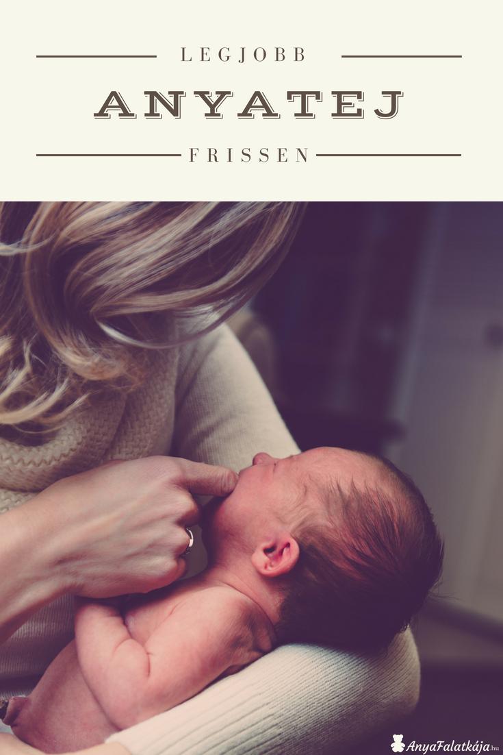 egészséges táplálkozás a szoptató anyák számára