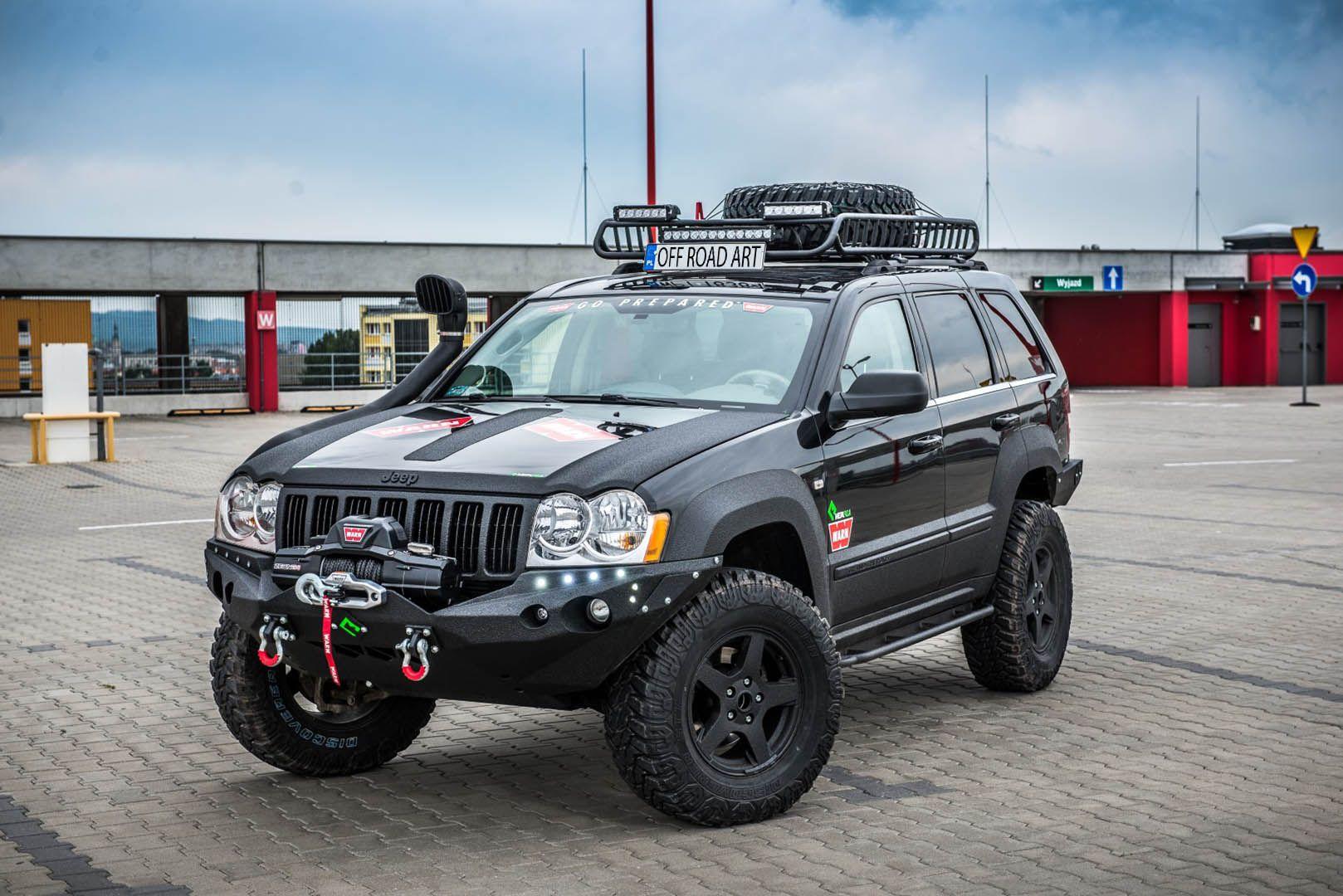 Jeep Grand Cherokee Off Road >> Metalpasja Innowacyjne Doposazenia Offroad Jeep Grand