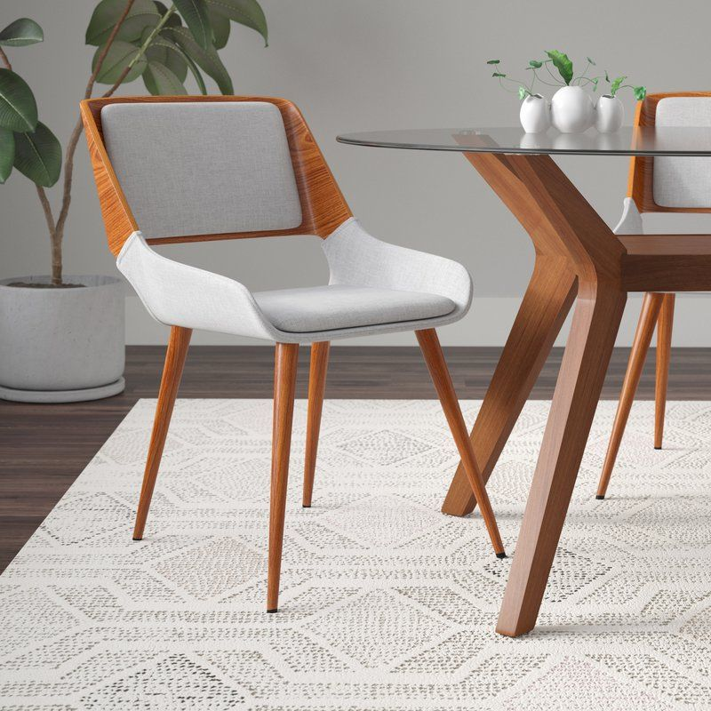 Thelonius Upholstered Dining Chair   Dining Room in 2019 ...