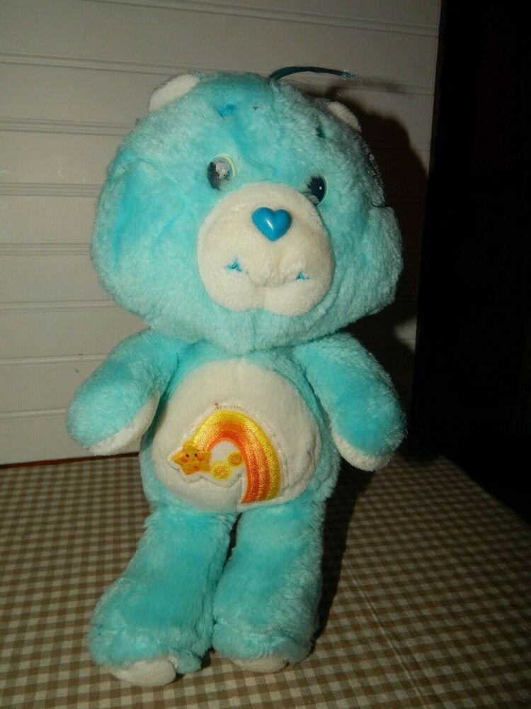 birthday bear care bear plush