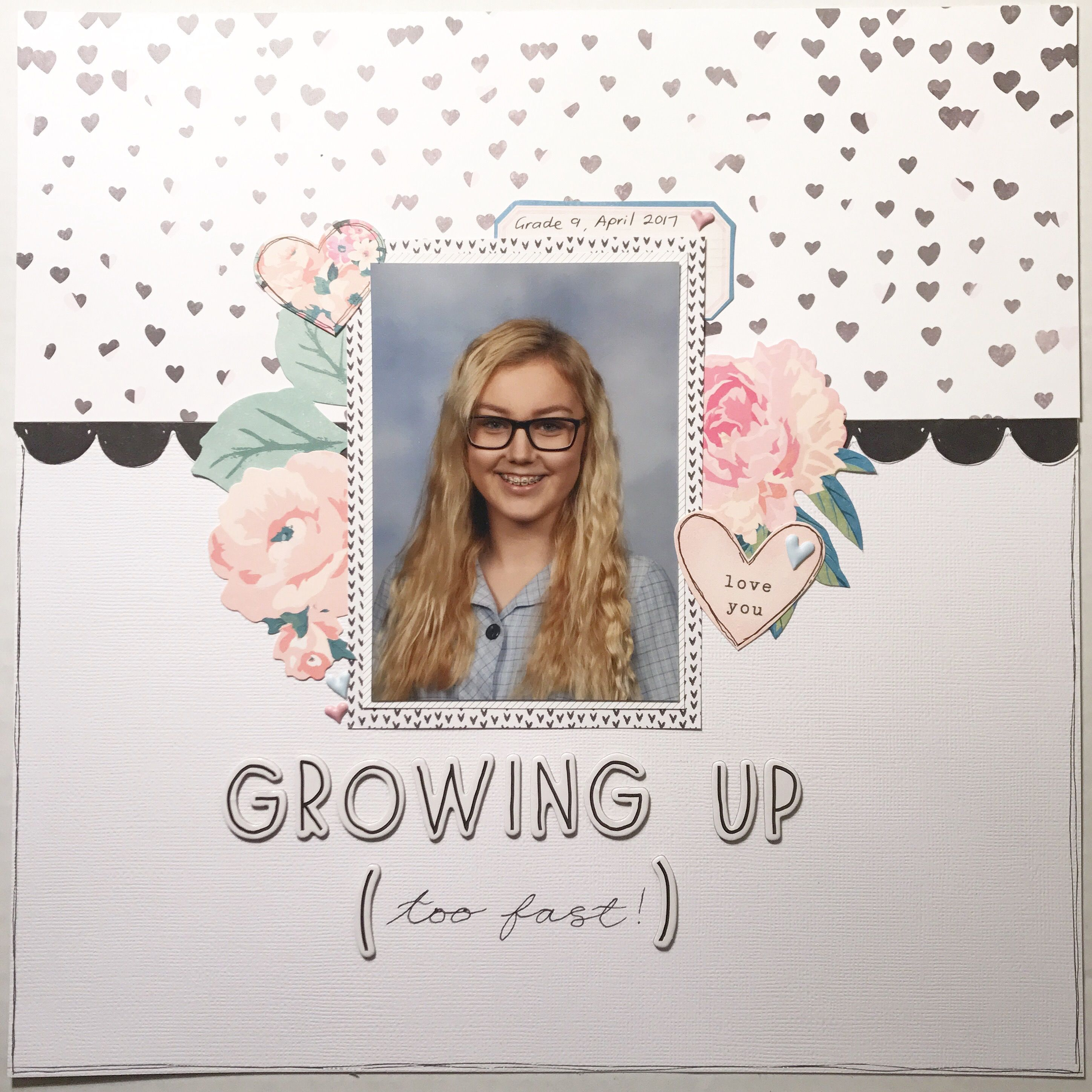 Growing Up - Scrapbook.com
