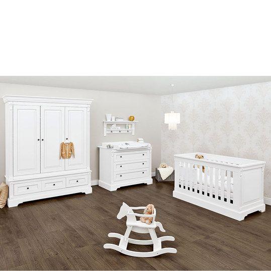 Pinolino Kinderzimmer Emilia Mit 3 Turigem Schrank Bett