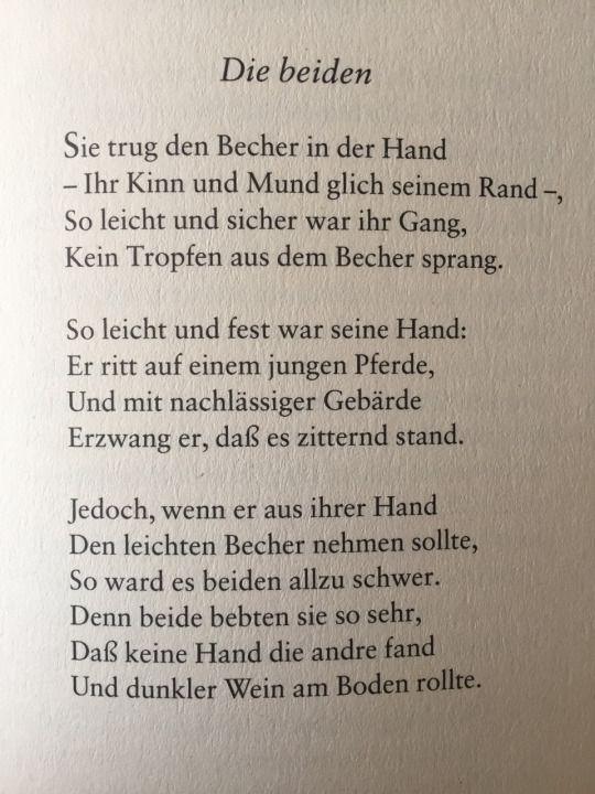 Deutsche Lyrik Von Damals Und Heute Lyrik Gedichtszitate