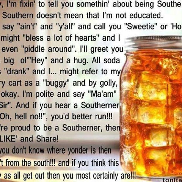Love it #southernpride