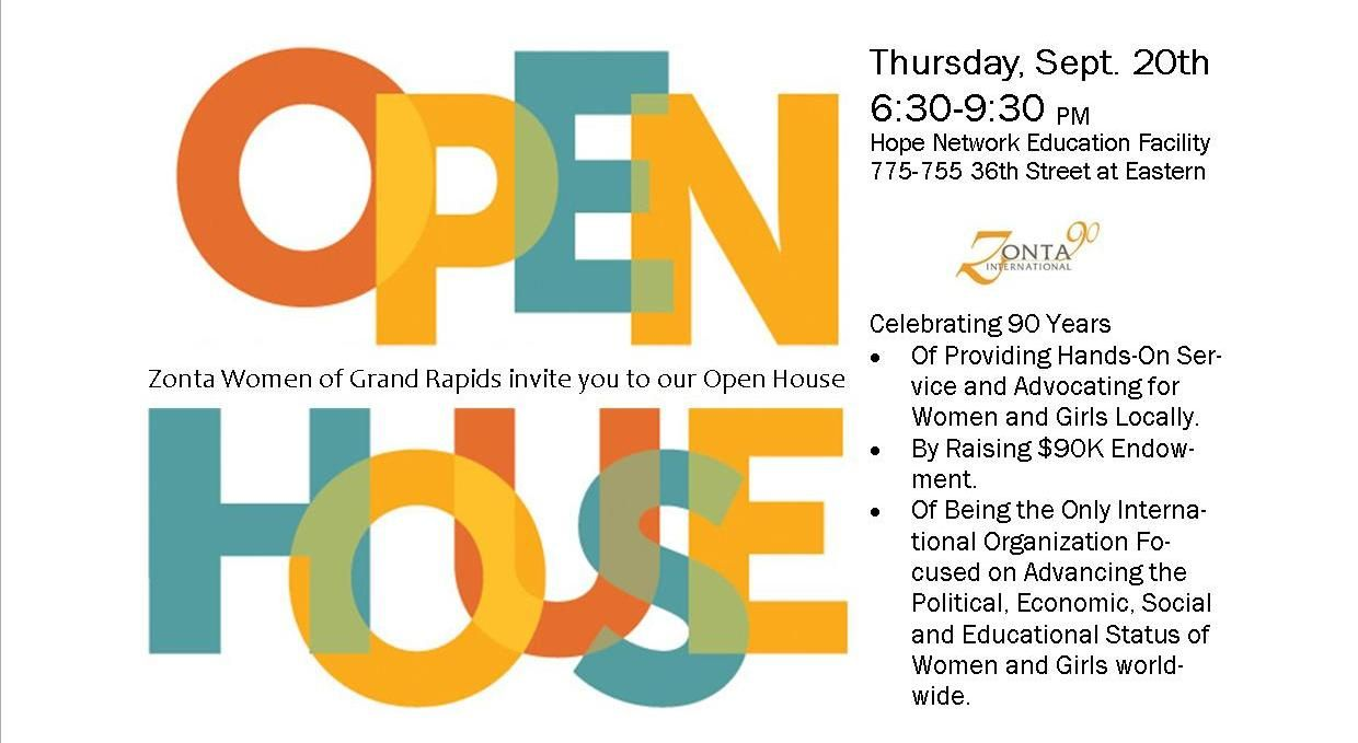 open house flyer graphics folletos y house