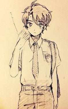 Resultado De Imagen Para Anime Drawings Boy Anime Drawings Boy Anime Drawings Sketches Anime Sketch
