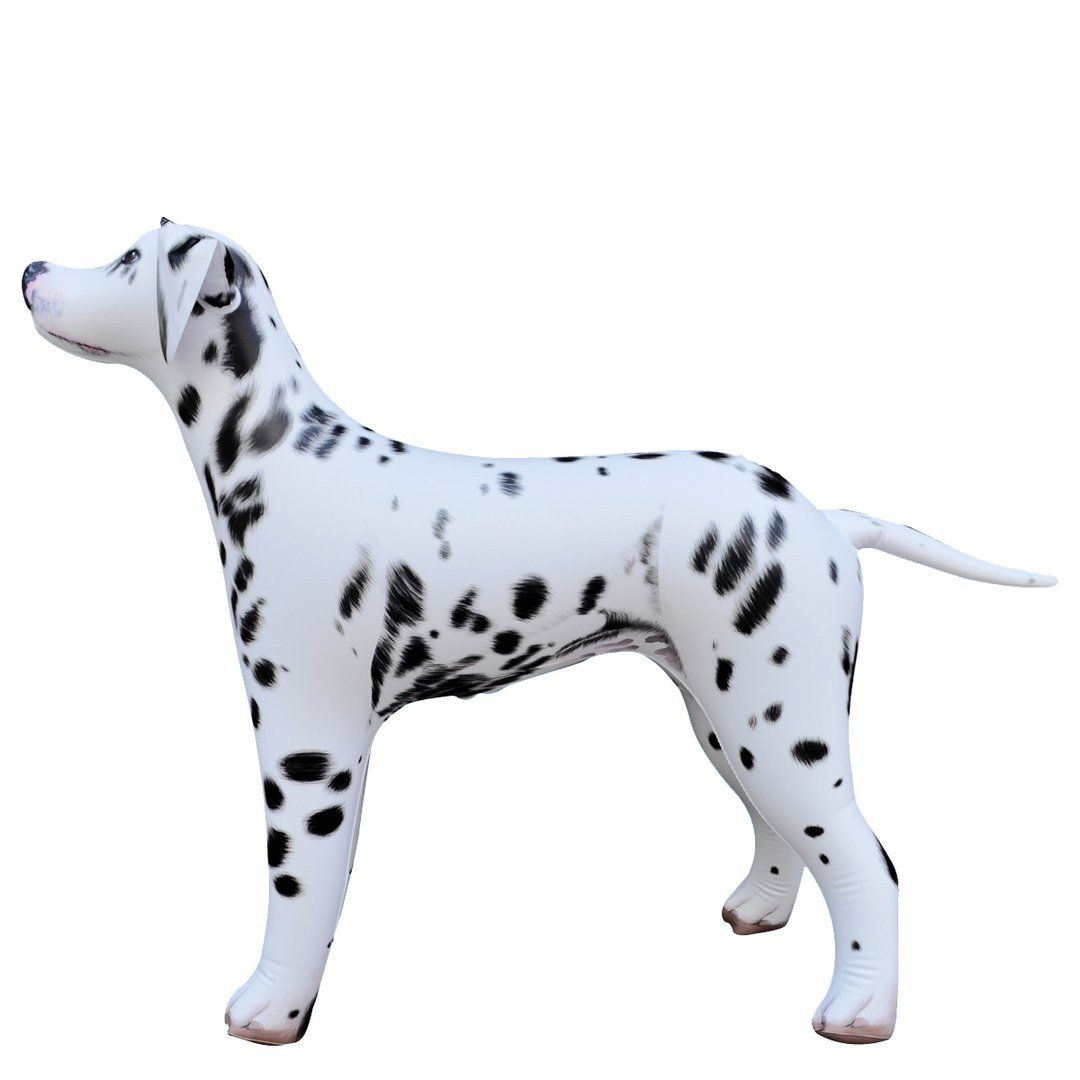 "Jet Creations Inflatable Husky Dog Alaskan Pet Animal 32/"" Long for Party Gift"