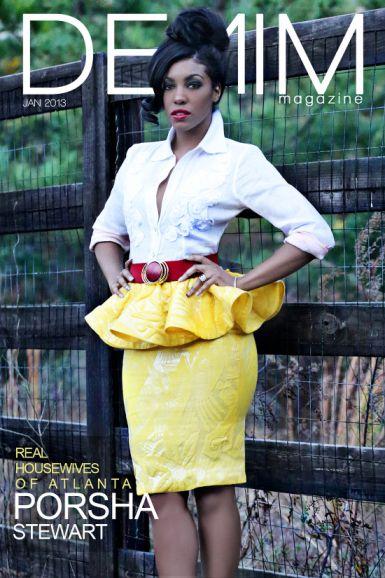 Porsha Stewart fashion | Porsha Stewart: Fashionable and Chic | Mz Mahogany Chic