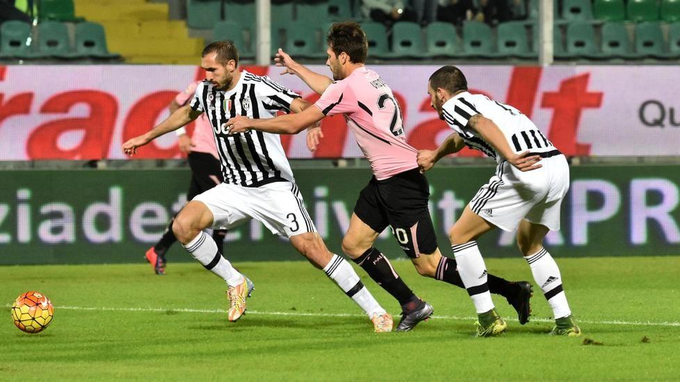 Serie A, Palermo-Juventus 0-3: il tris di Mandzukic, Sturaro e Zaza - Tuttosport