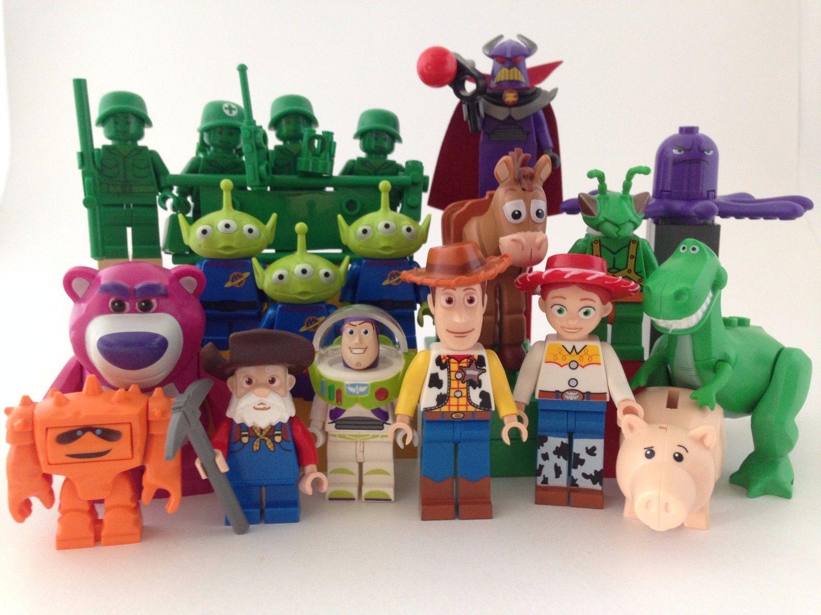 LEGO STAR WARS Minifigures 4 Figures ONLY PER LOT READ DESCRIPTION All Random