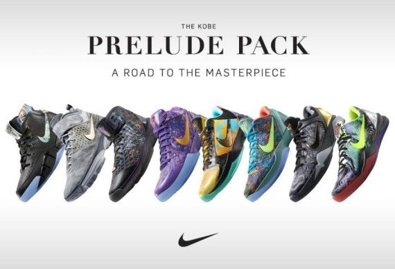 "Nike Kobe ""Prelude"" Collection | Kobe"