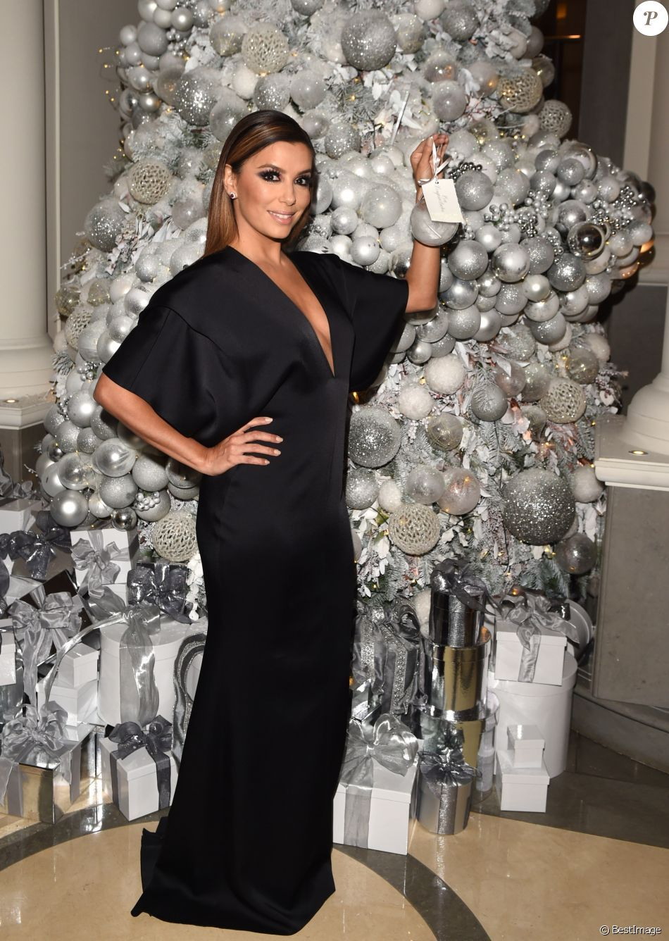 Photos eva longoria lors duune nouvelle édition du global gift