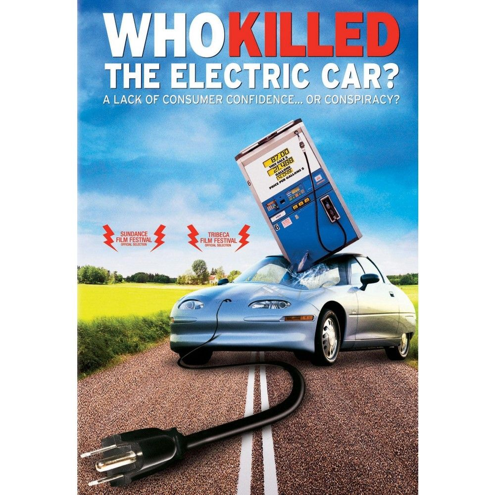 Who Killed The Electric Car Dvd Video