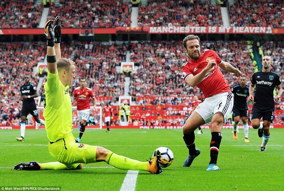 Man United 40 West Ham Romelu Lukaku starts £75m payback