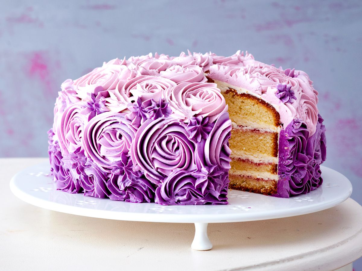 Tolle Torten  Rezepte fr schmucke Sahneschnitten