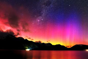 """New Zealand: Aurora Australis 
