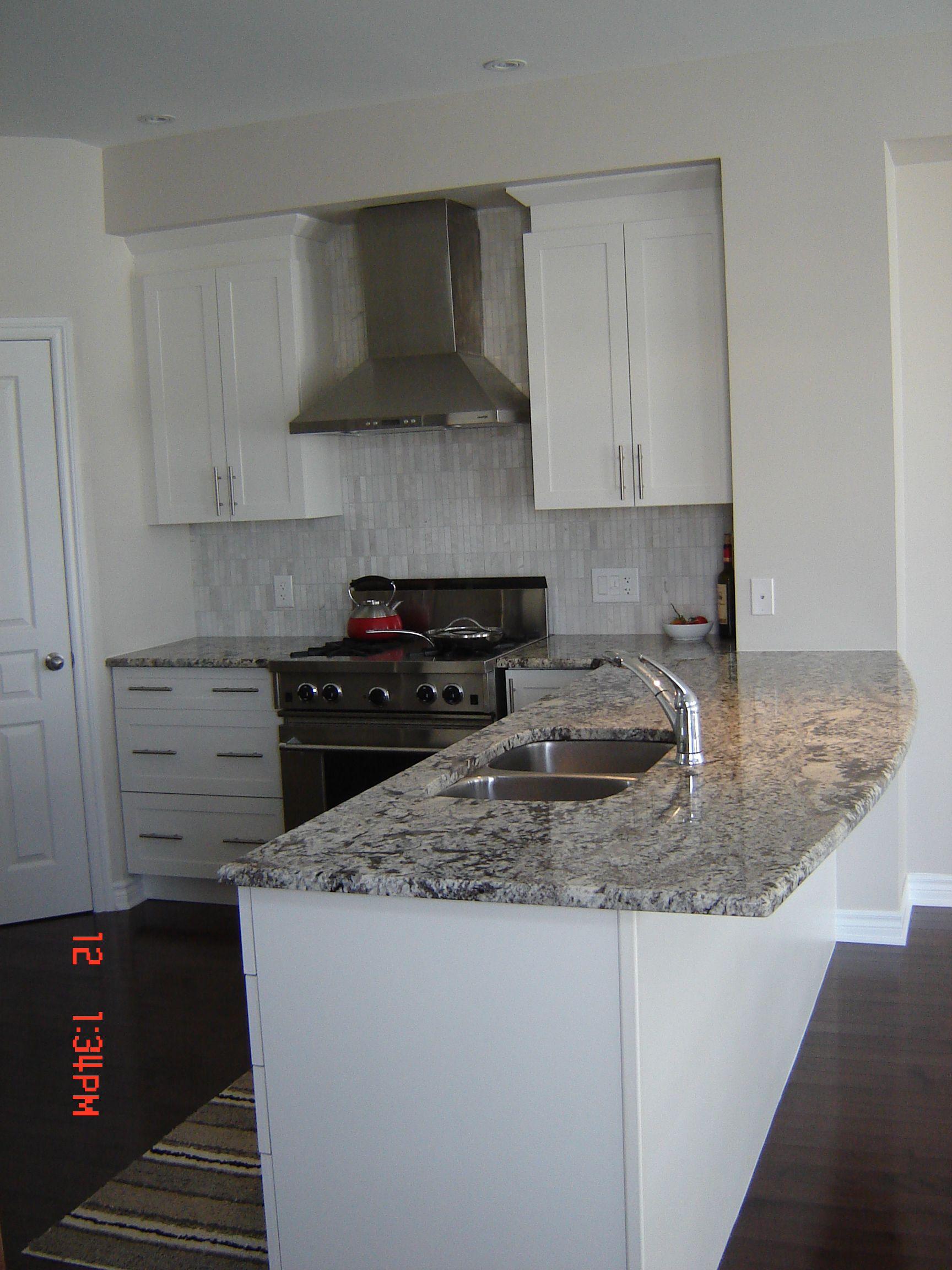 Best Bianco Antico Granite Countertops White Cabinets 400 x 300