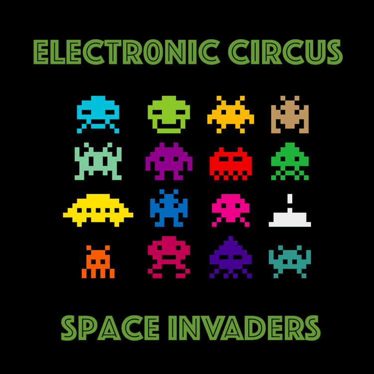 Space Invaders Png Space Invaders Grafik Projekte