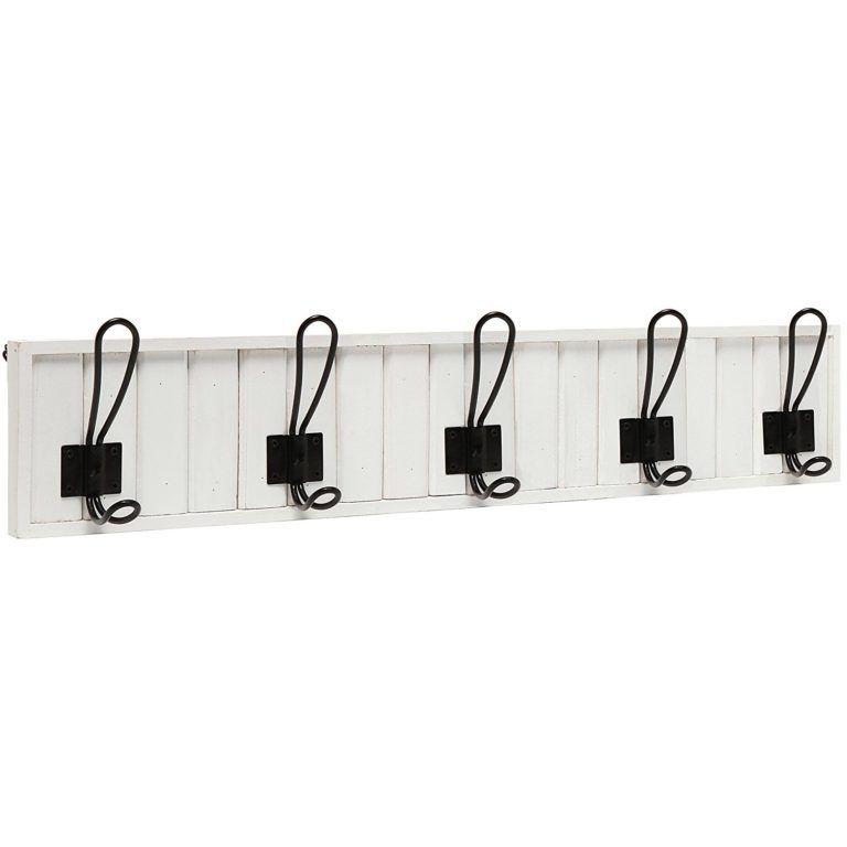 14 farmhouse bathroom finds on amazon towel hangers for