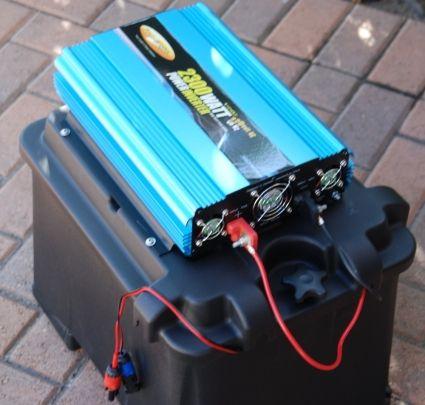 Solar Powered Generator 100 Amp 4000 Watt Solar Generator Just Plug And Play Solar Generator Solar Power Panels Solar Power Diy