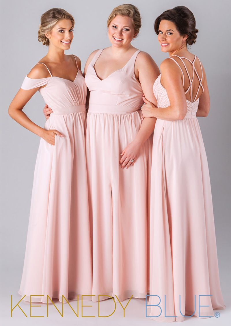 Blush mix and match bridesmaid dresses kennedy blue thea left blush mix and match bridesmaid dresses kennedy blue thea left riley ombrellifo Choice Image