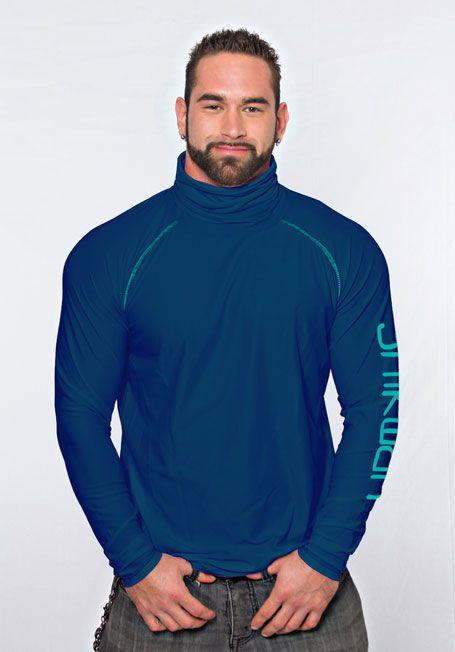 Original Blue Back Snikwah Icon- Front | Sizes: Men's M-XXL