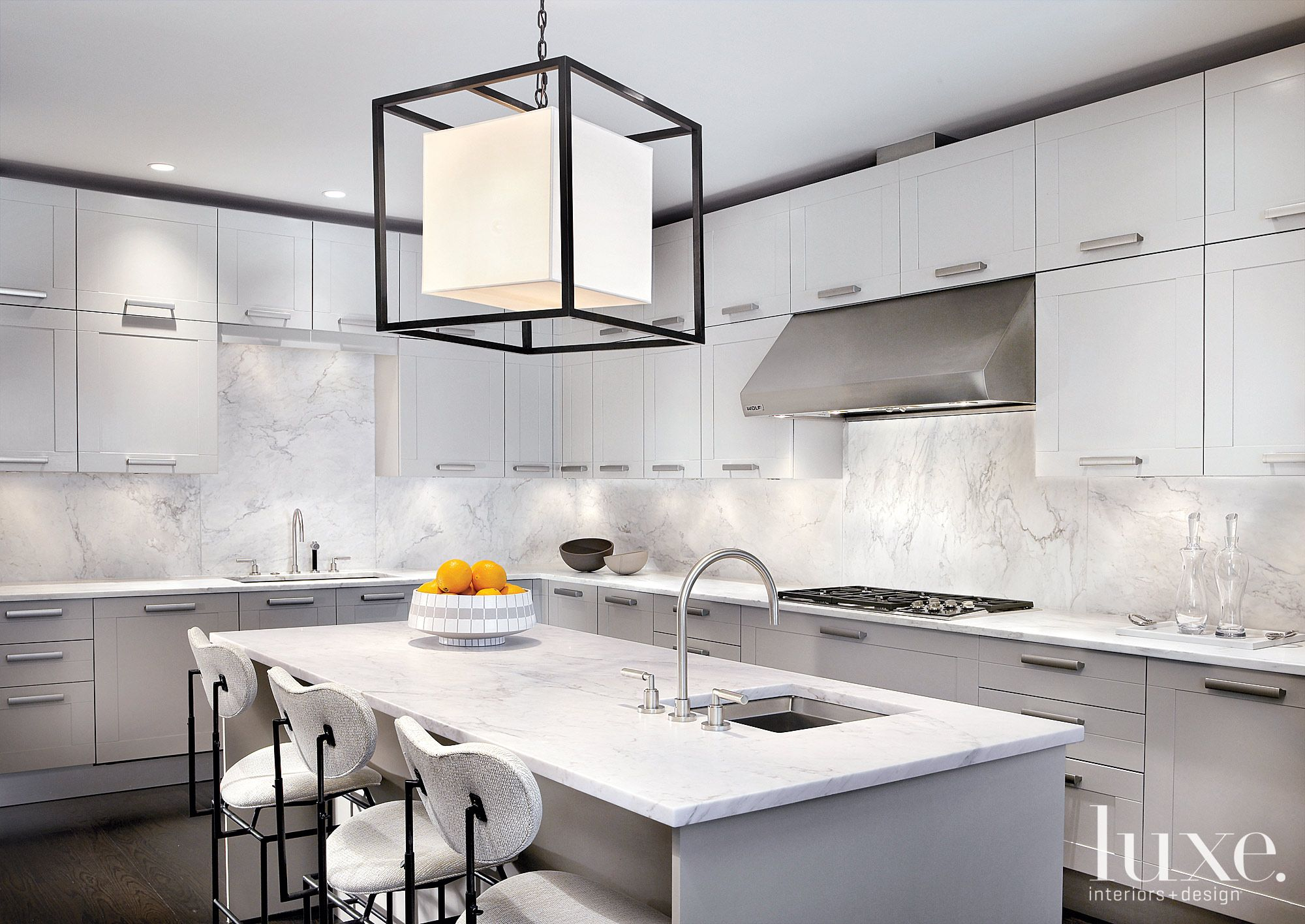 Kitchen Designer Chicago Inspiration Interior Designer Kara Mann And Architect Laurence Obooth Made Inspiration